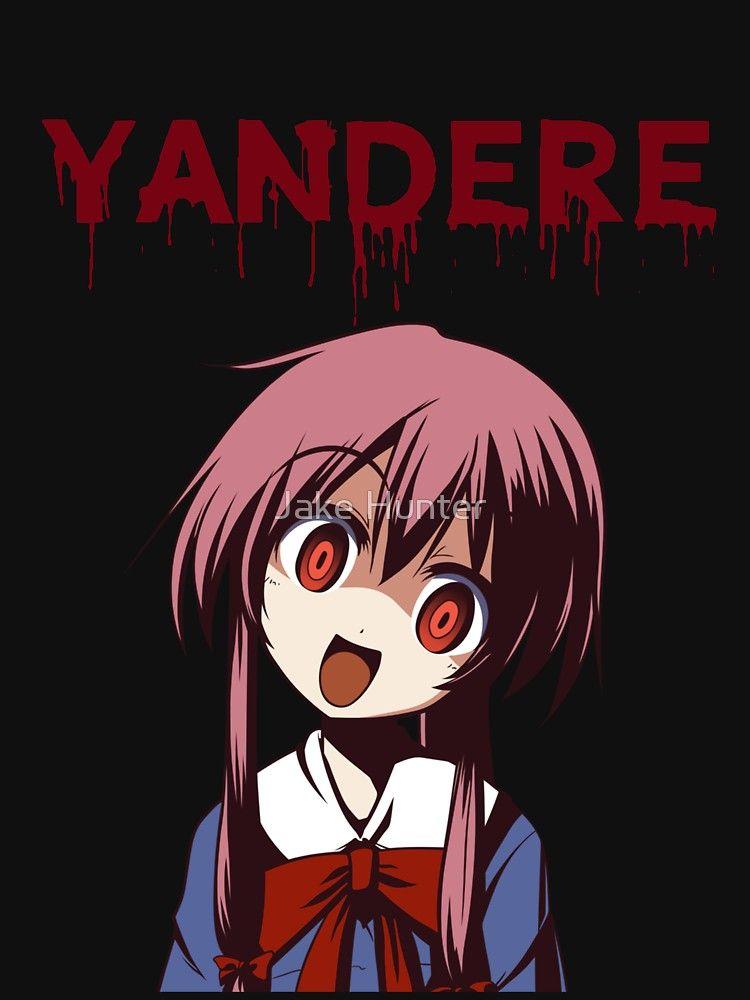 Yandere - Gasai Yuno - Mirai Nikki Essential T-Shirt