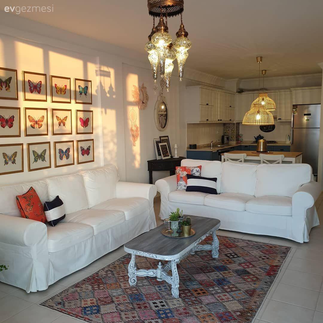 dekorunuzun havasini bir anda degistiren harika duvar susleri ev gezmesi dekor home deco ev dekoru