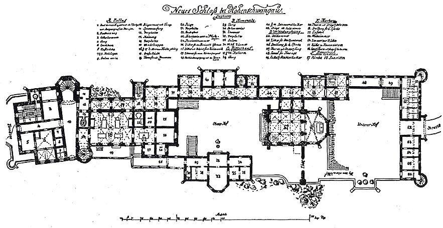 """Neuschwanstein """"courtyard"""" Google Search"""