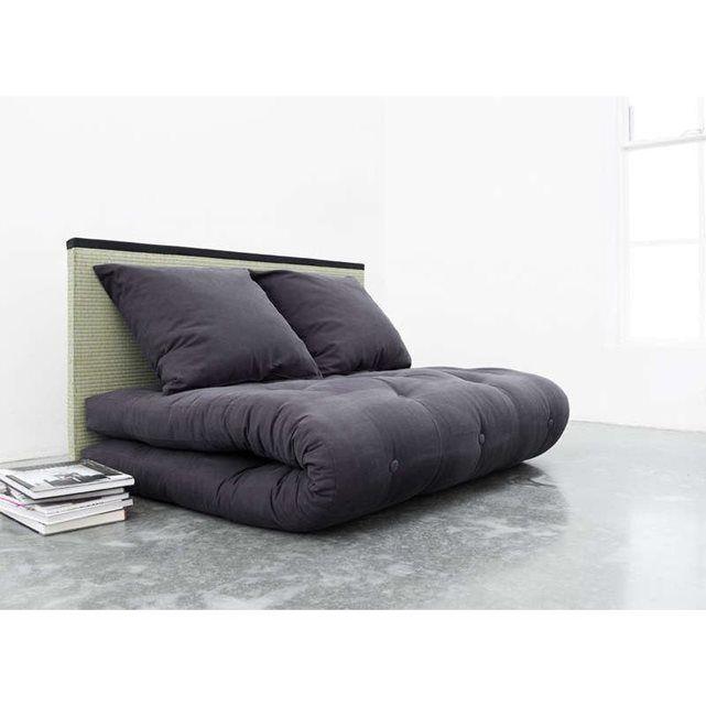 canap lit avec futon sano futon achatdesign prix avis notation livraison - Canape Lit Futon