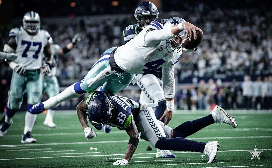 "Dallas Cowboys on Instagram ""Jumping into VictorySunday"