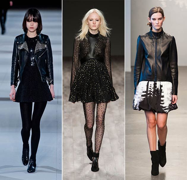 8d804d08f4ed Fall  Winter 2014-2015 Fashion Trends  Punk Rock Style  fashiontrends   trends