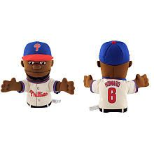 "Bleacher Creatures MLB Philadelphia Phillies 10 inch Hand Puppet - Ryan Howard -  TNT Media Group - Toys""R""Us"