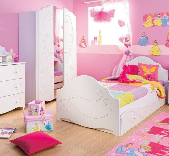 Chambres Roses De Petite Fille 10 Inspirations A Decouvrir