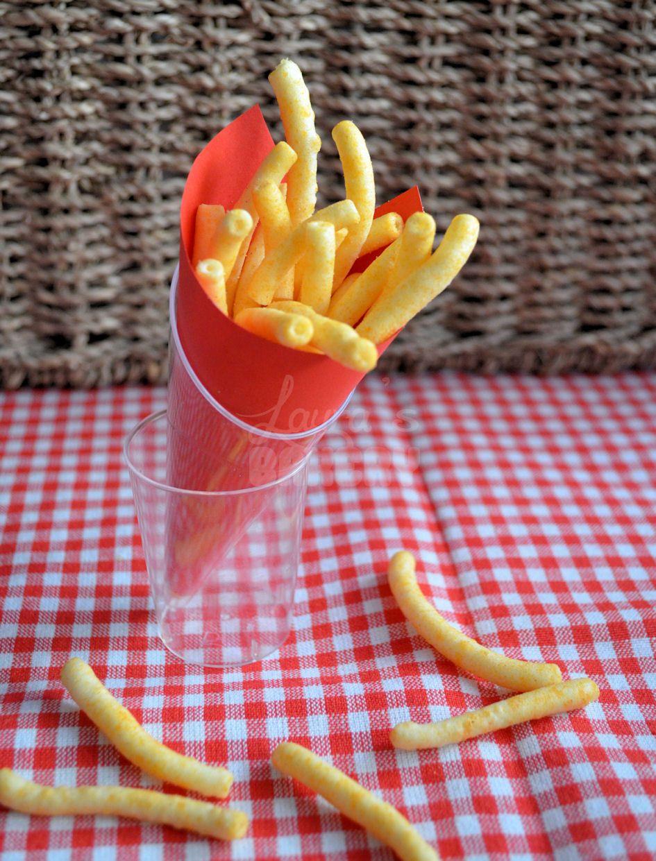 Mini zak met…. chips?