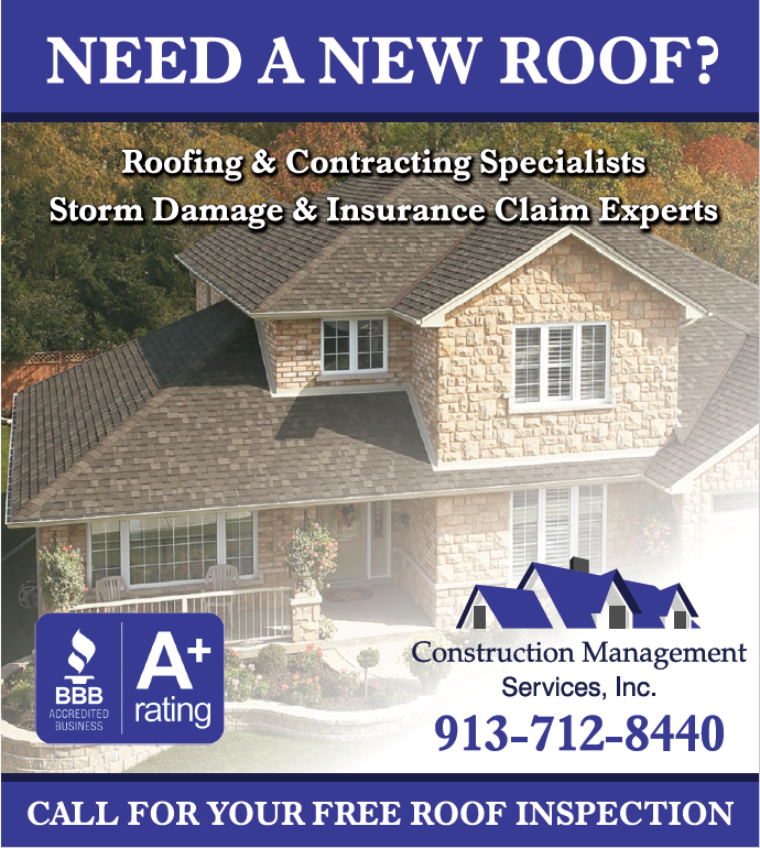 Construction Management Services, In. Roofing