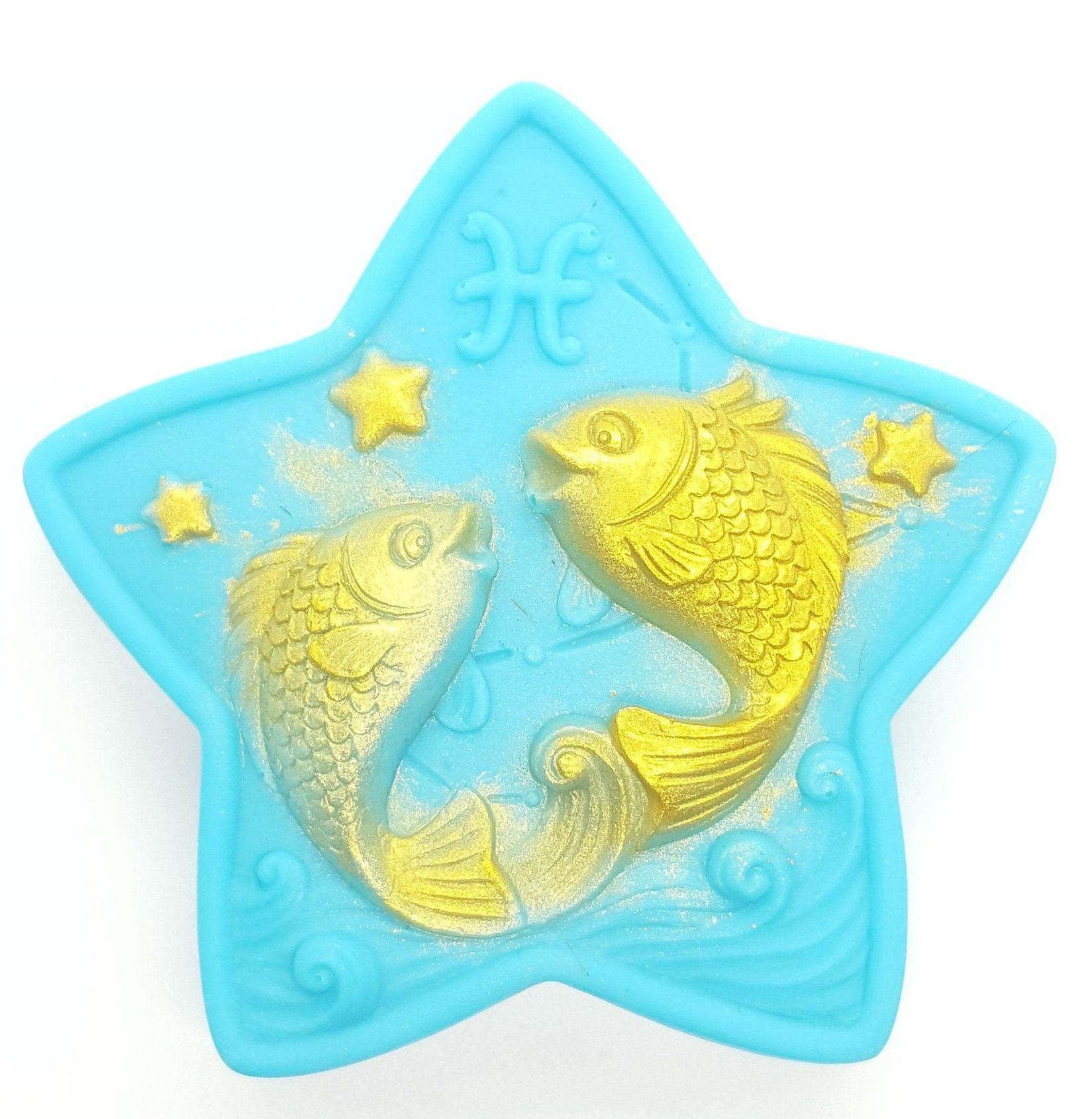 Sternzeichen Fische Seife Astrologie Sternbild Pisces Gast