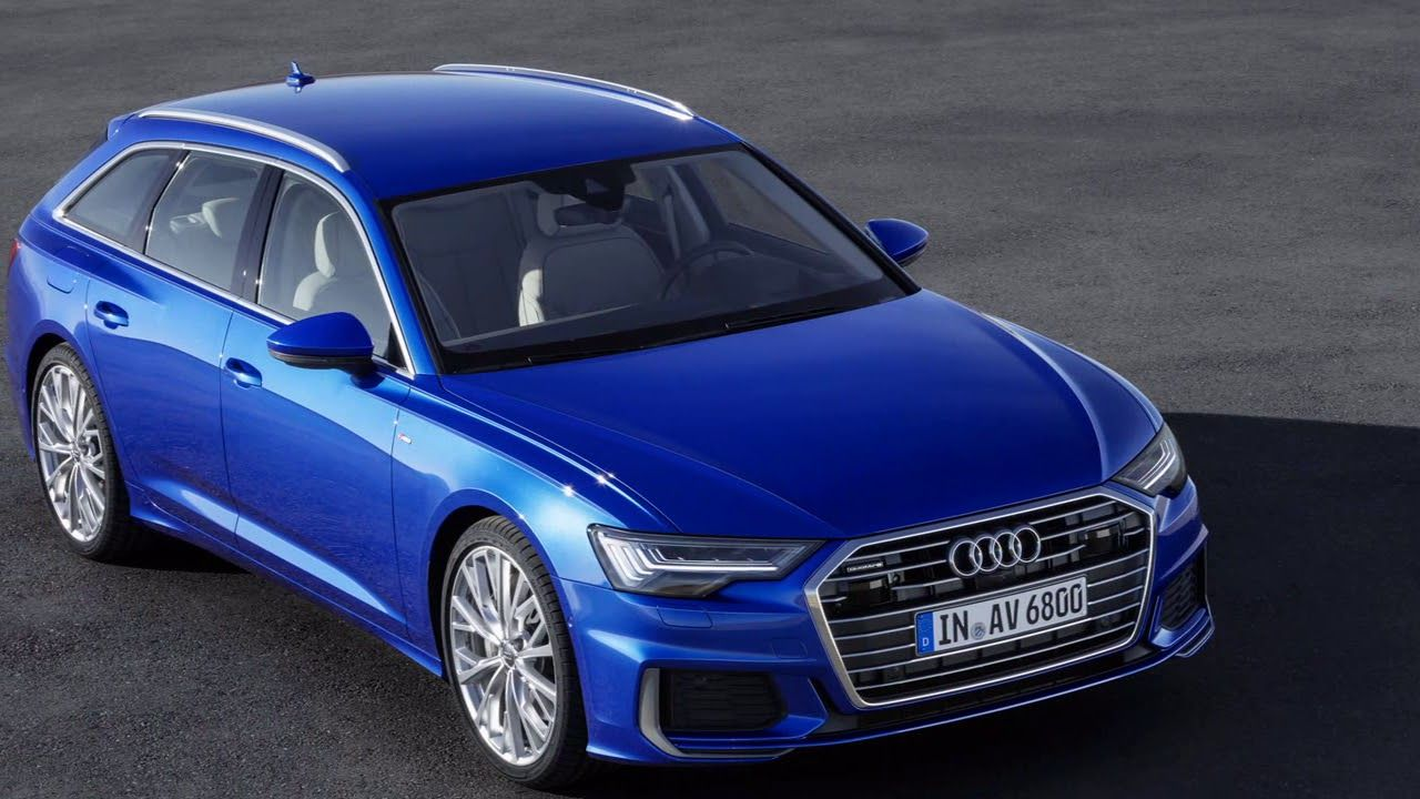 Watch Now Audi A6 2019 Avant Rendering Looks Ready For S6 Treatment