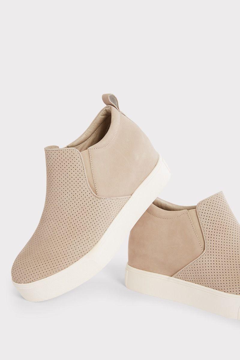 Sallie Wedge Sneaker in 2020 | Wedge