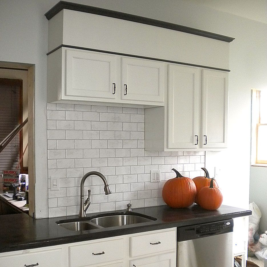 Kitchen Cabinet Makeover (Actually, It Was More Like Plastic Surgery ...