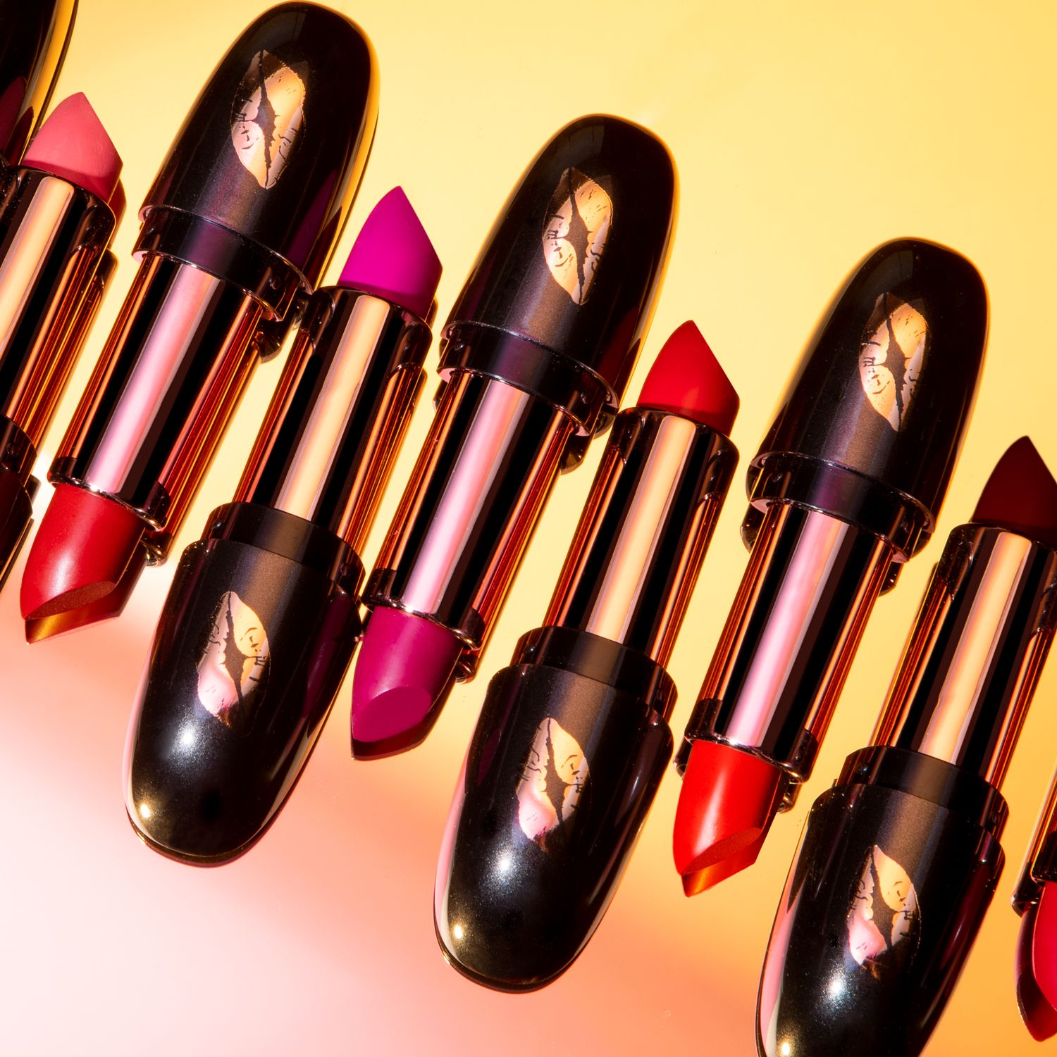 You can never have too many lipsticks. 💄 What's your