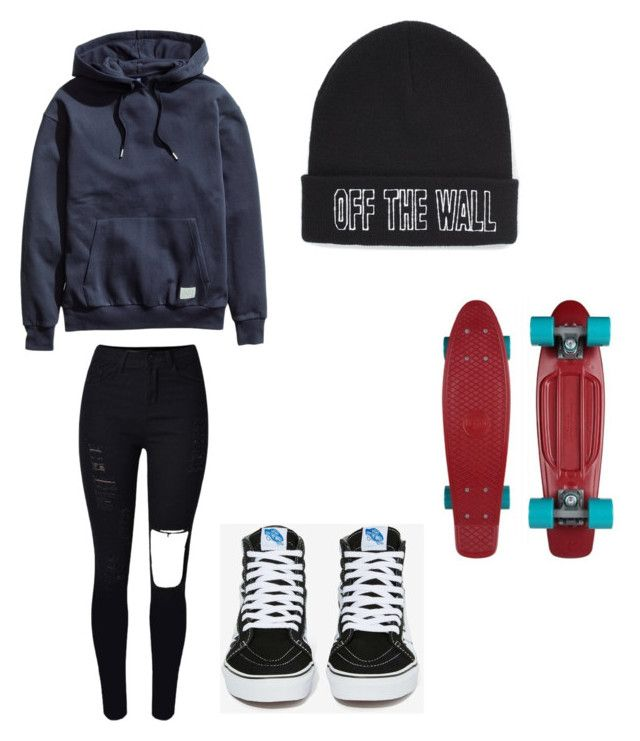"""""""Untitled #29"""" by deppresedteenwbpd on Polyvore featuring Vans, women's clothing, women's fashion, women, female, woman, misses and juniors"""
