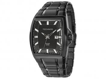 Relógio Masculino Technos Classic Solar AS37AD 1P - Analógico Resistente à  Água baca526685