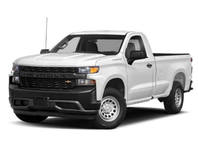 2020 Chevrolet Silverado 1500 Work Truck In 2020 Work Trucks For