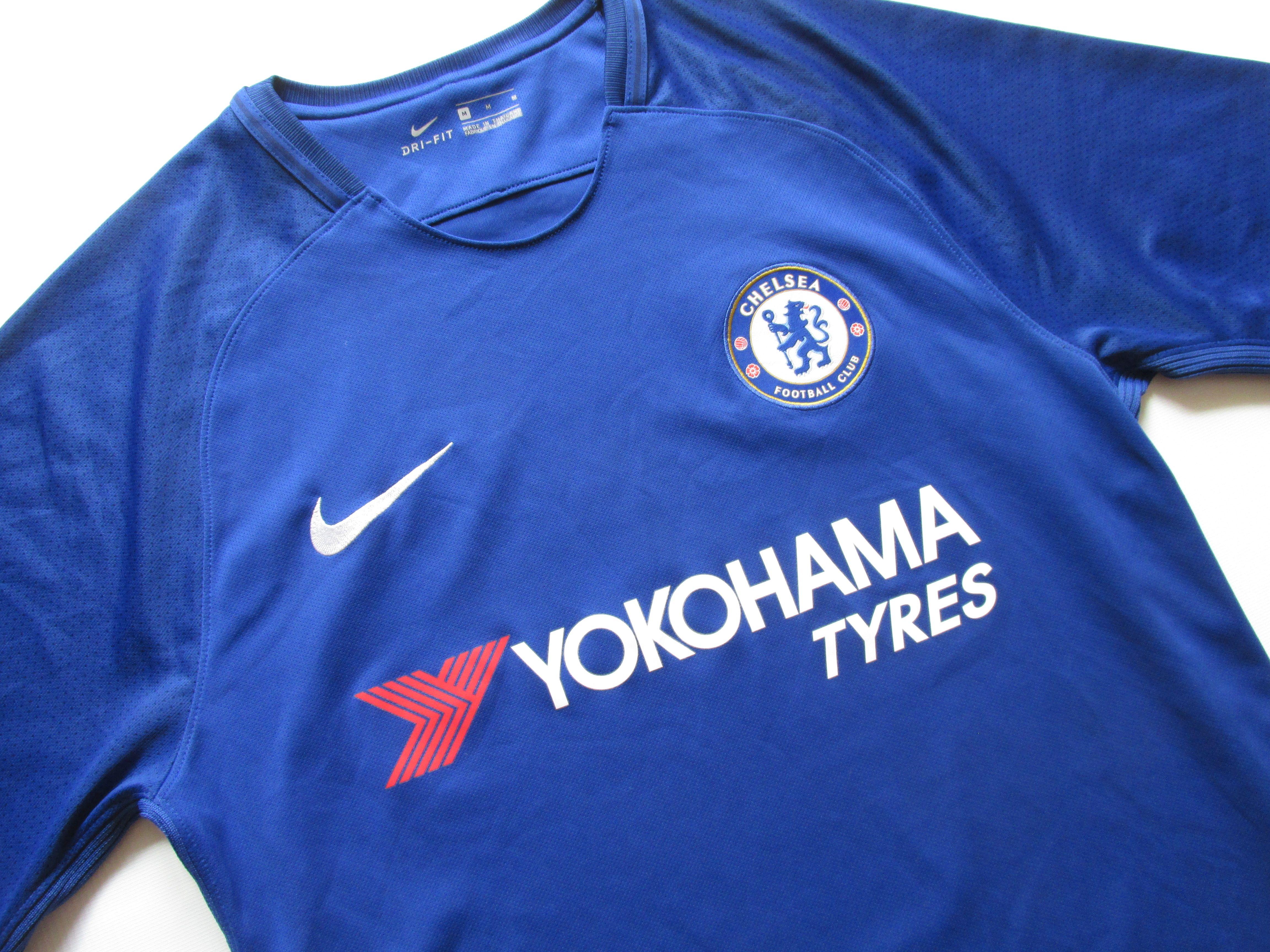 quality design beb8a ddd9e Chelsea 2017/2018 home football shirt by Nike CFC London ...
