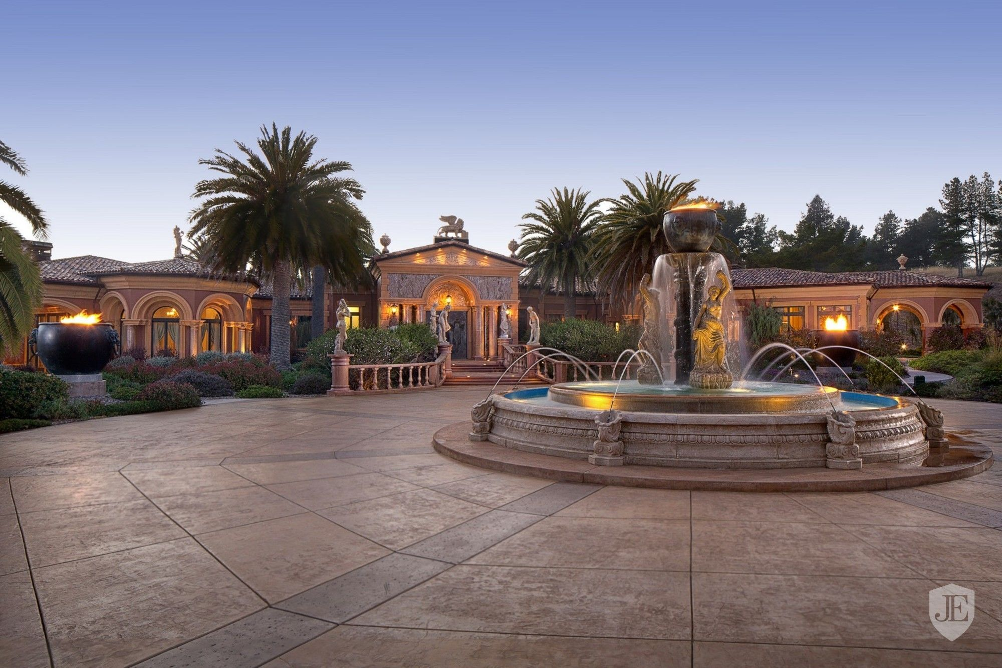 7292 Exotic Garden in Cambria CA United States for sale on