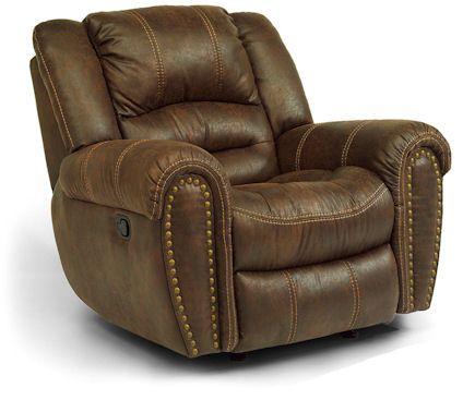 Flexsteel Furniture Recliners Downtownglider Recliner