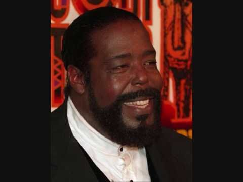 Ain T No Sunshine Barry White With Images Singer Rap Singers Soul Music