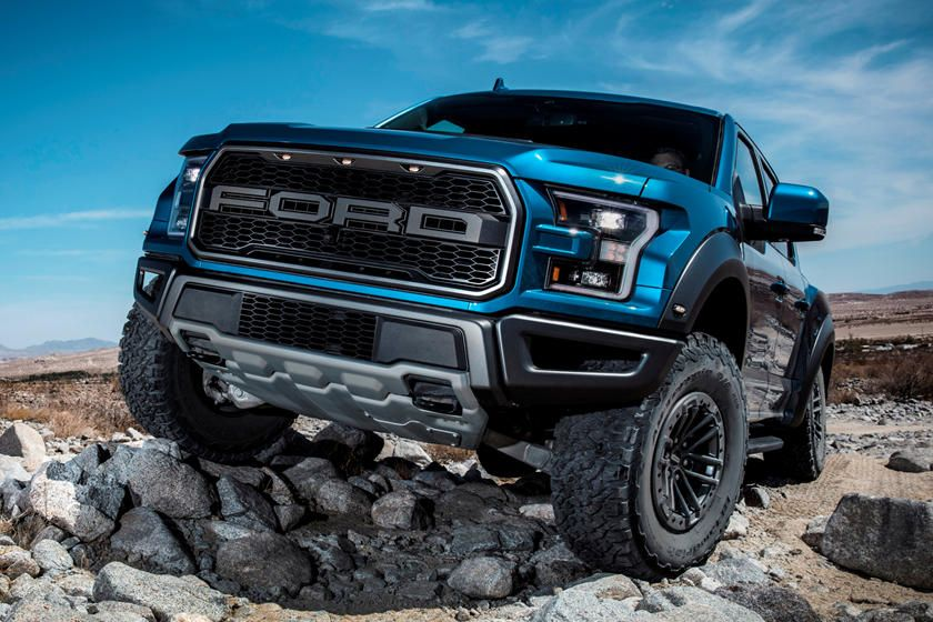 Ford F 150 Raptor Game Plan More Extreme Than Ever Ford Raptor