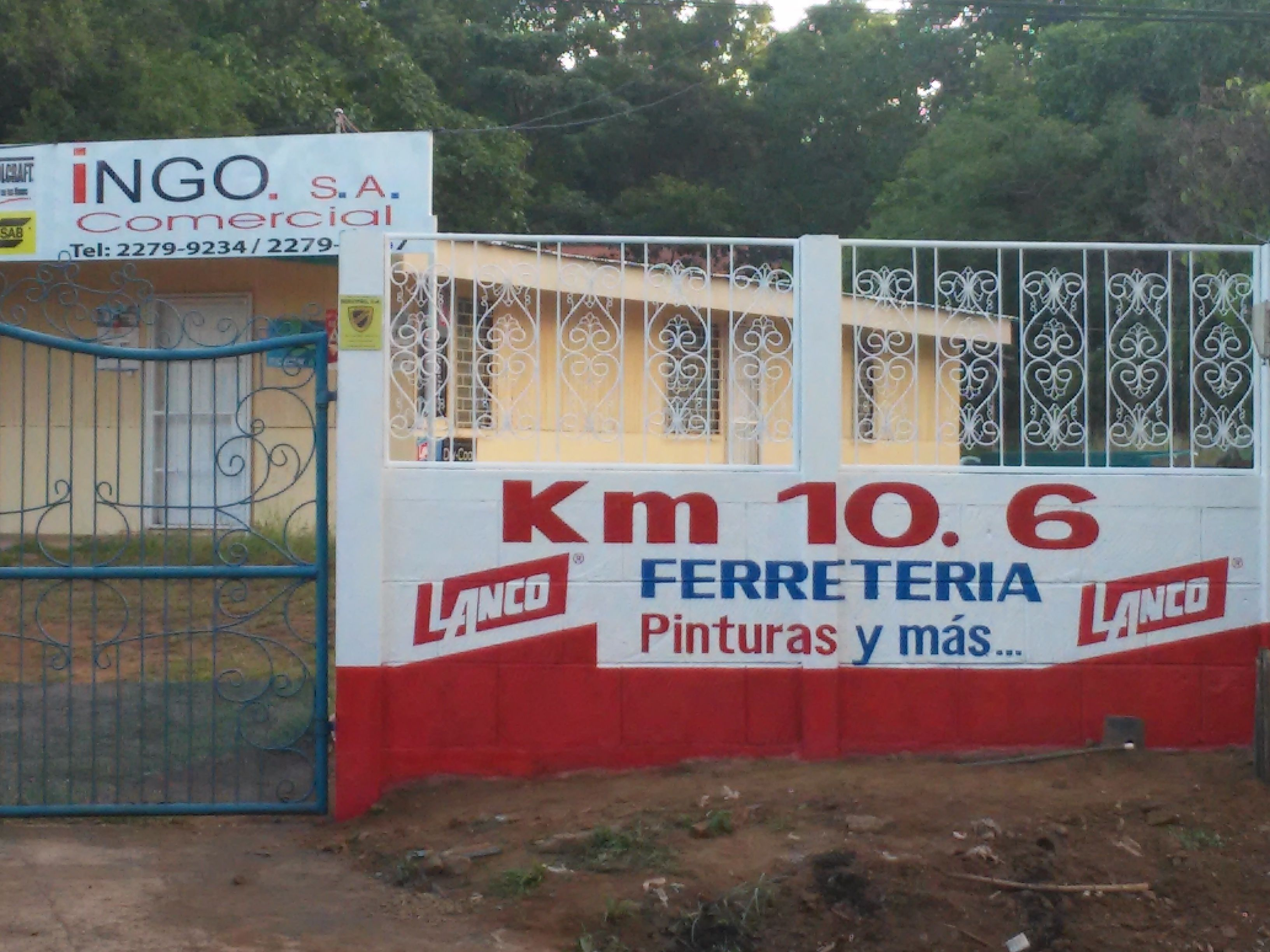 Managua Nicaragua Km 10 6 Carretera A Masaya Ingosa Comercial  # Muebles Lolo Morales