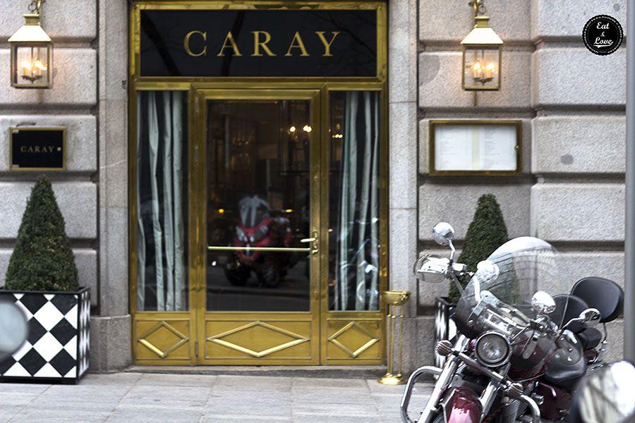 Restaurante Caray Madrid