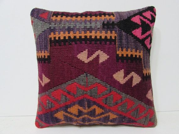 boho cushion cover 18 large floor pillow by DECOLICKILIMPILLOWS