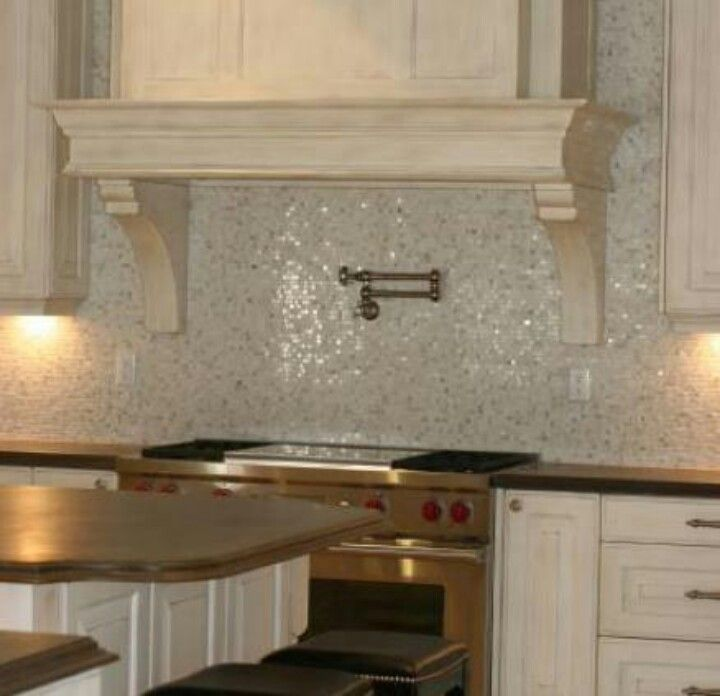 Superbe Sparkling Tile Backsplash By Marta (for Master Bath)   One Day I Will Have  This In At Least One Room Of My House