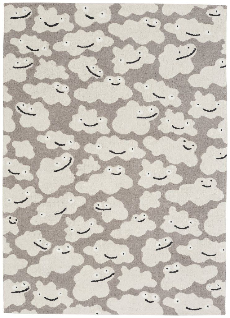 Capel Sky Puffy 6300 Silver 336 Area Rug By Hable Construction Colorful Rugs Capel Rugs