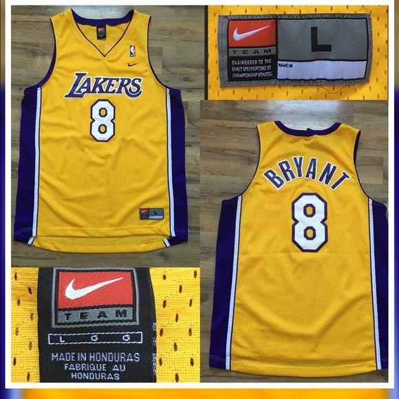 online store d246b 00c83 ⚡️Nike NBA 🏀Kobe Bryant #8 Lakers Jersey ⚡️Nike NBA ...