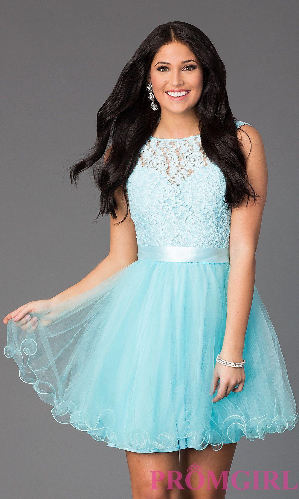 50+ Baby blue dama dresses trends