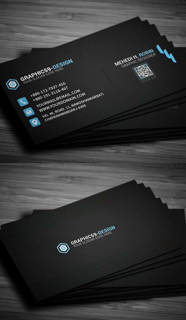 Pixel Business Card Design | ДИЗАЙН ПРИНТ | Pinterest | Business ...