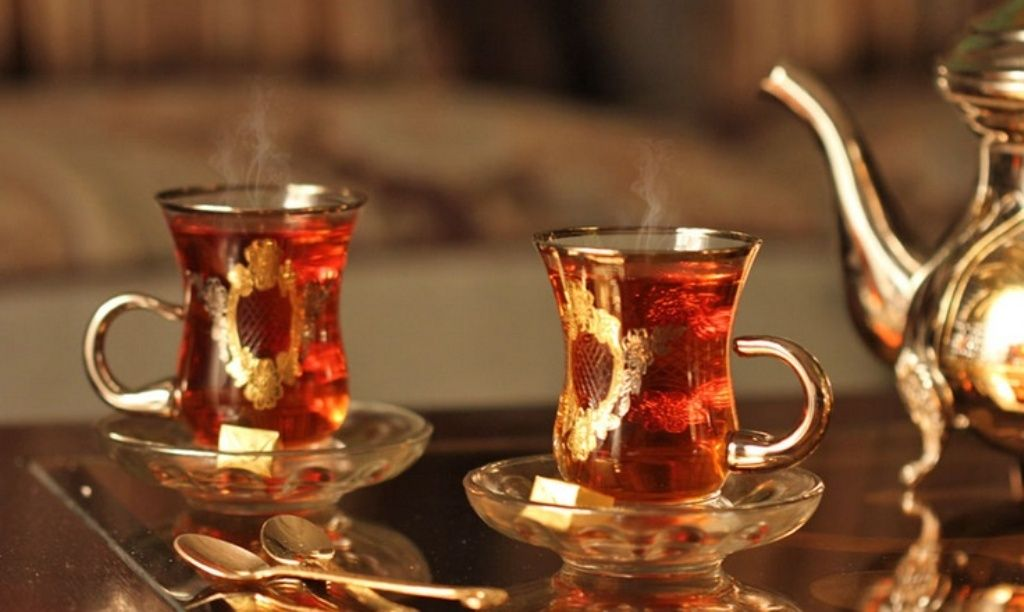 чай из армуды картинки форма