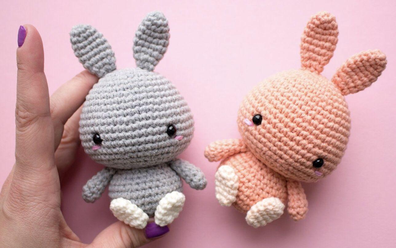 Bunny Amigurumi Crochet Tutorial - YouTube | 807x1288