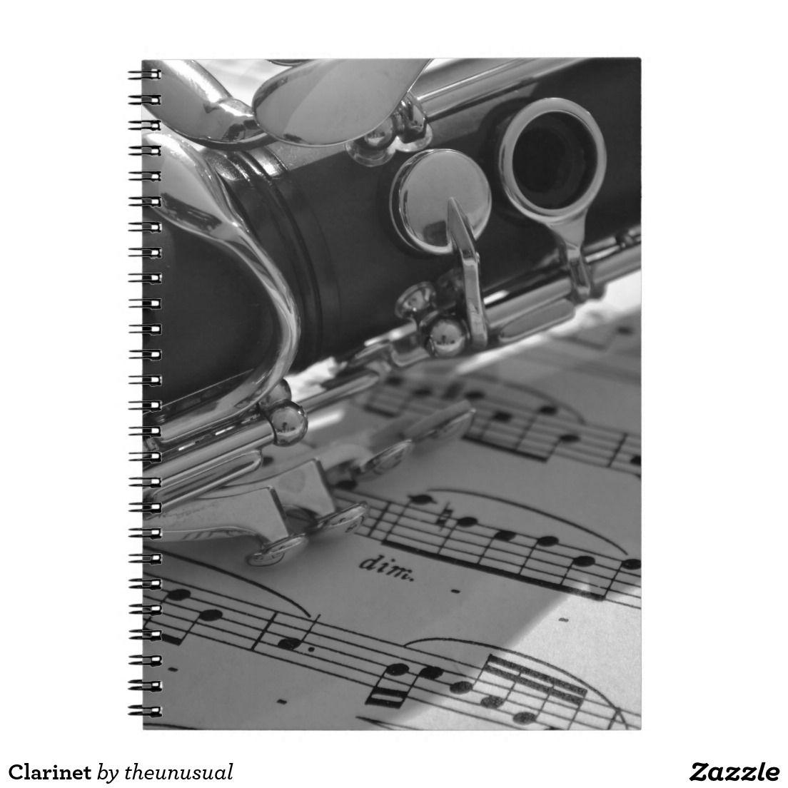Clarinet Notebook