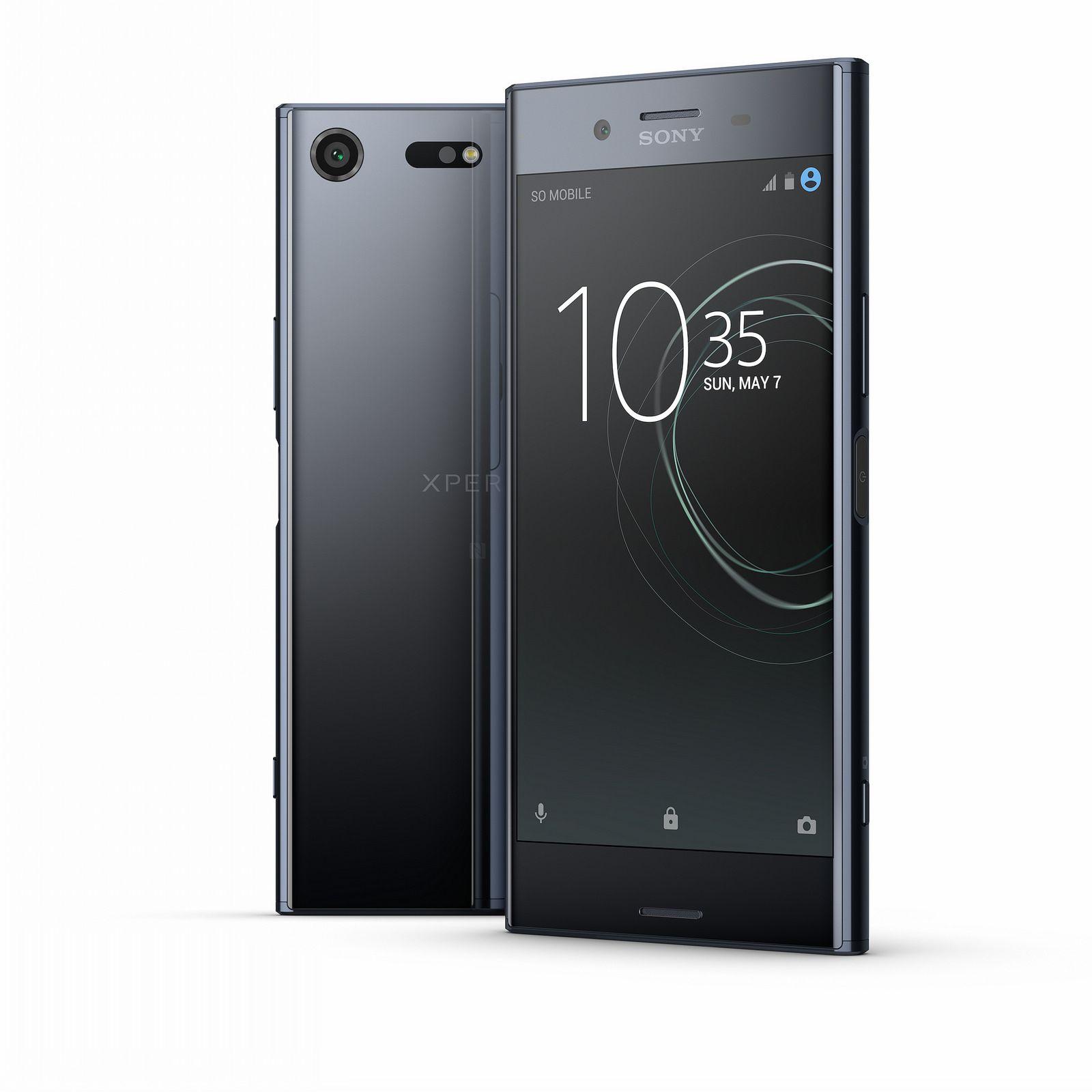 Sony Unveils Xperia Xz Premium With 4k Display Snapdragon 835