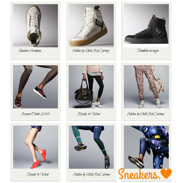 zapatillas adidas mujer otoño invierno 2015