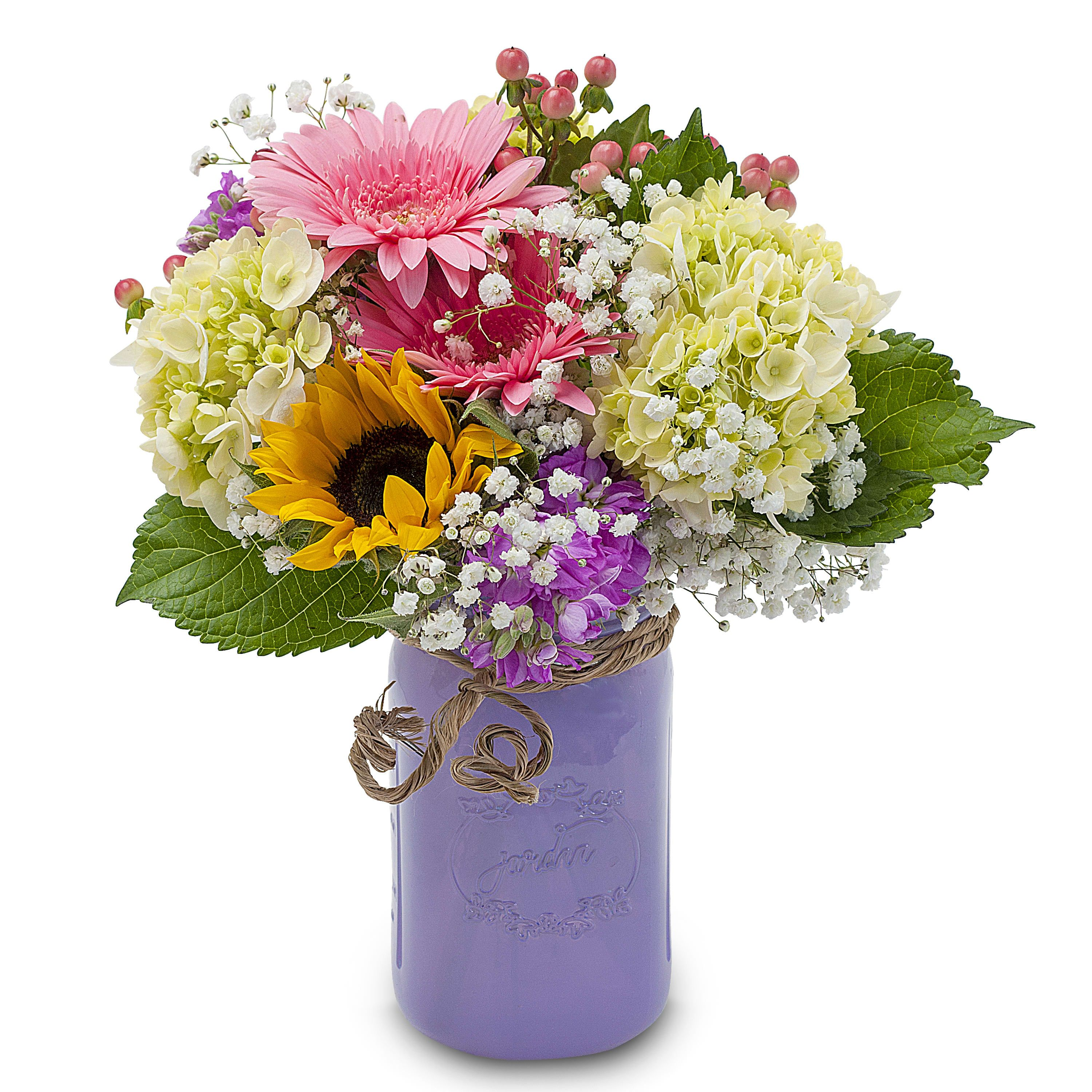 Fresh Cottage Flower delivery, Birthday flower delivery