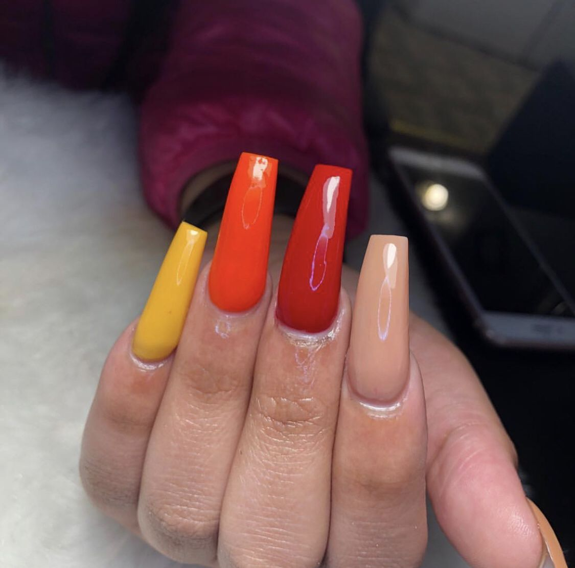 Pin by Celeste Telemaque on Nails Best acrylic nails