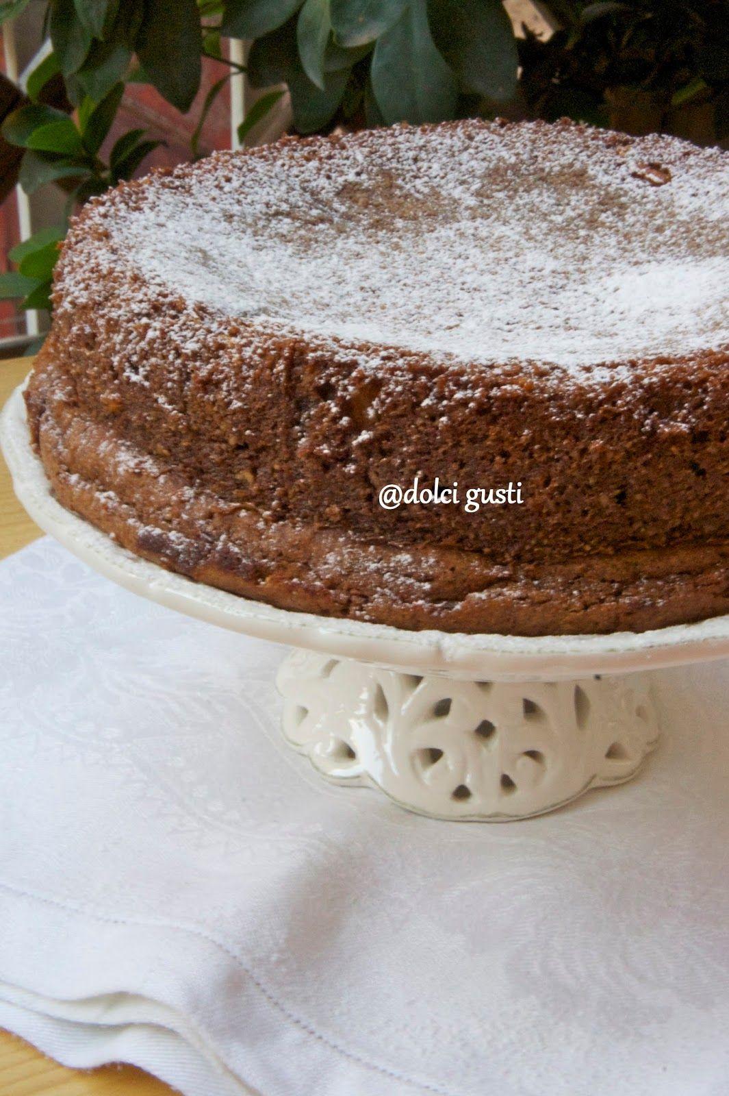 Dolci Gusti: torta francese ricca senza farina