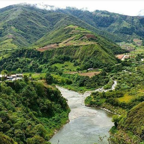 Río Santo Domingo Barinas Rio Santodomingo Montaña