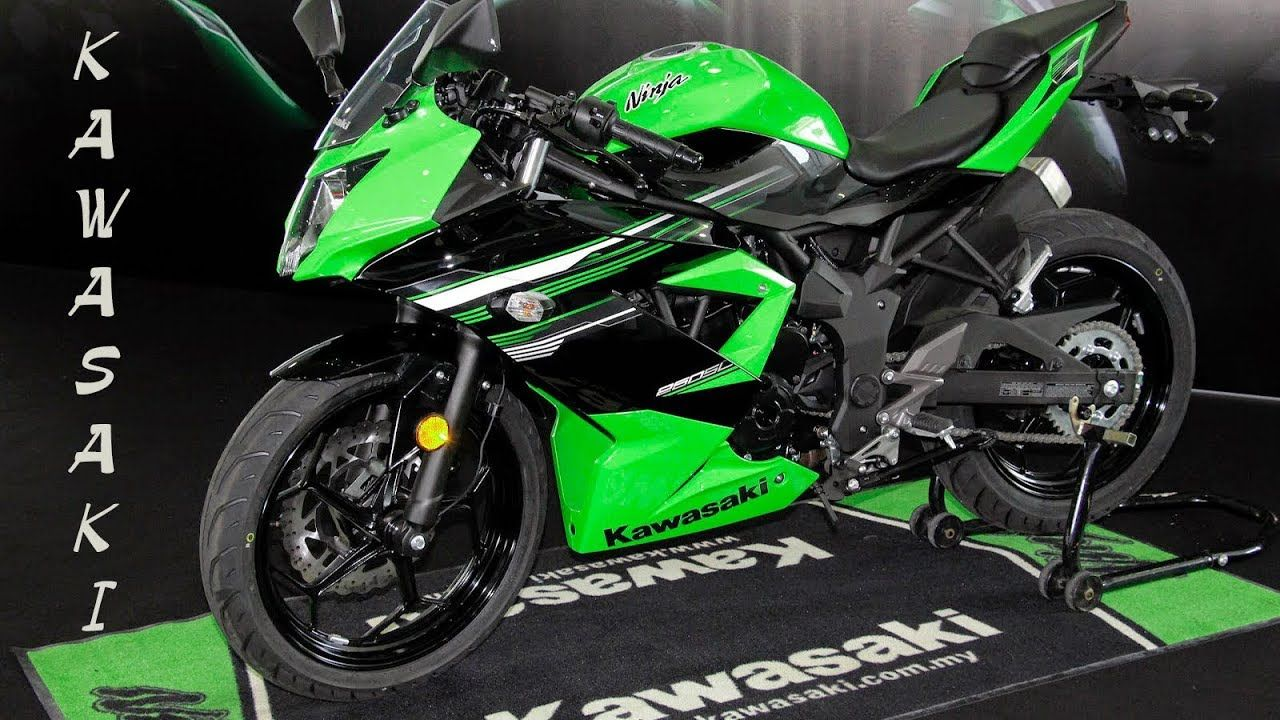 Up coming 10 Sports Bike Under 3 lakhs Kawasaki ninja