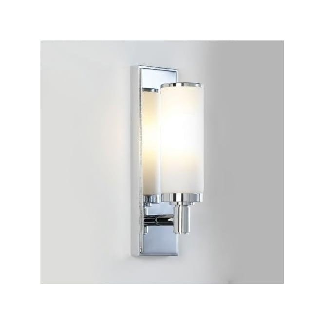 Bathroom Lights The Range astro 0655 | verona 1 light wall light polished chrome | lighting