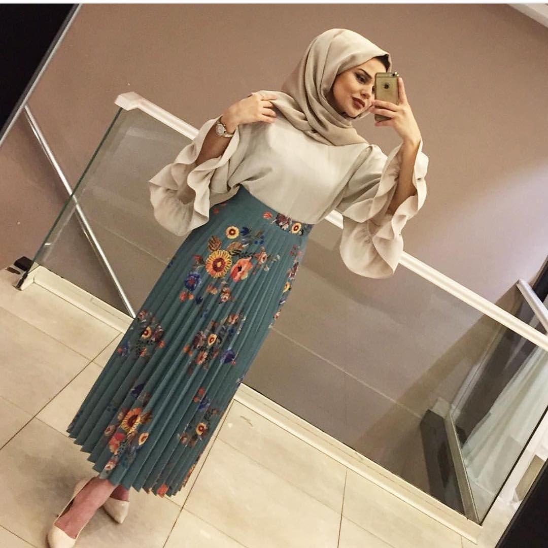 Hijab Fashion Nuriyah O Martinez 1742 Vind Ik Leuks 27  Kawe Super