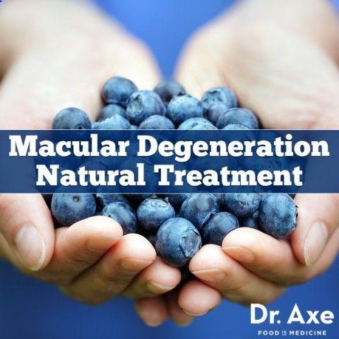 macular degeneration treatment - for Dad