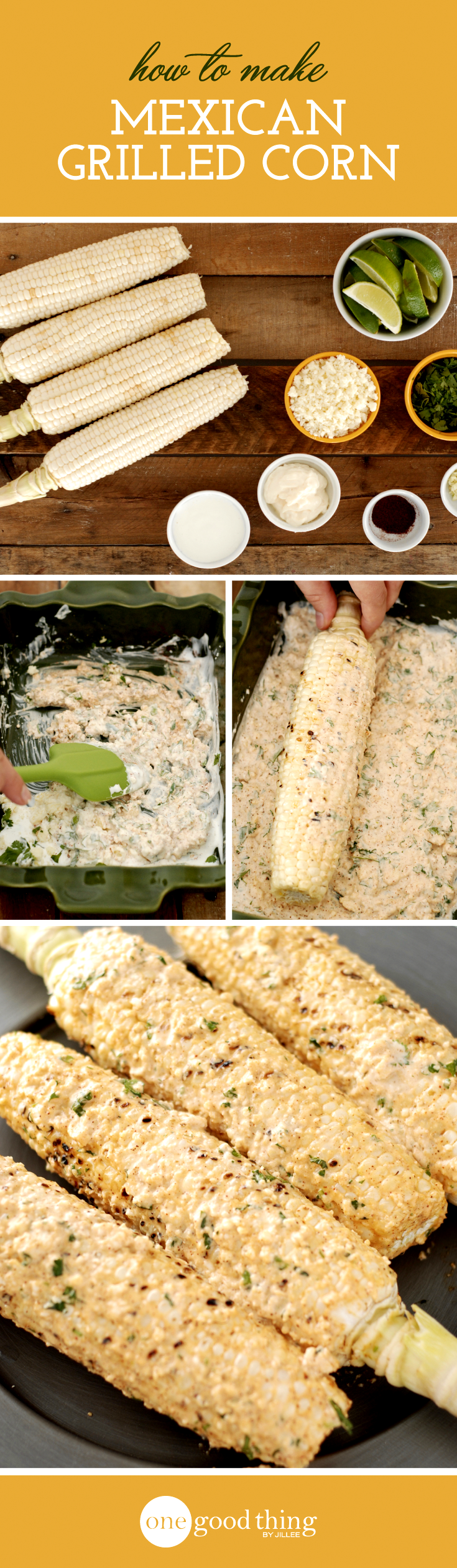 How to make mexican grilled street corn mexican grilled corn how to make mexican grilled street corn ccuart Gallery