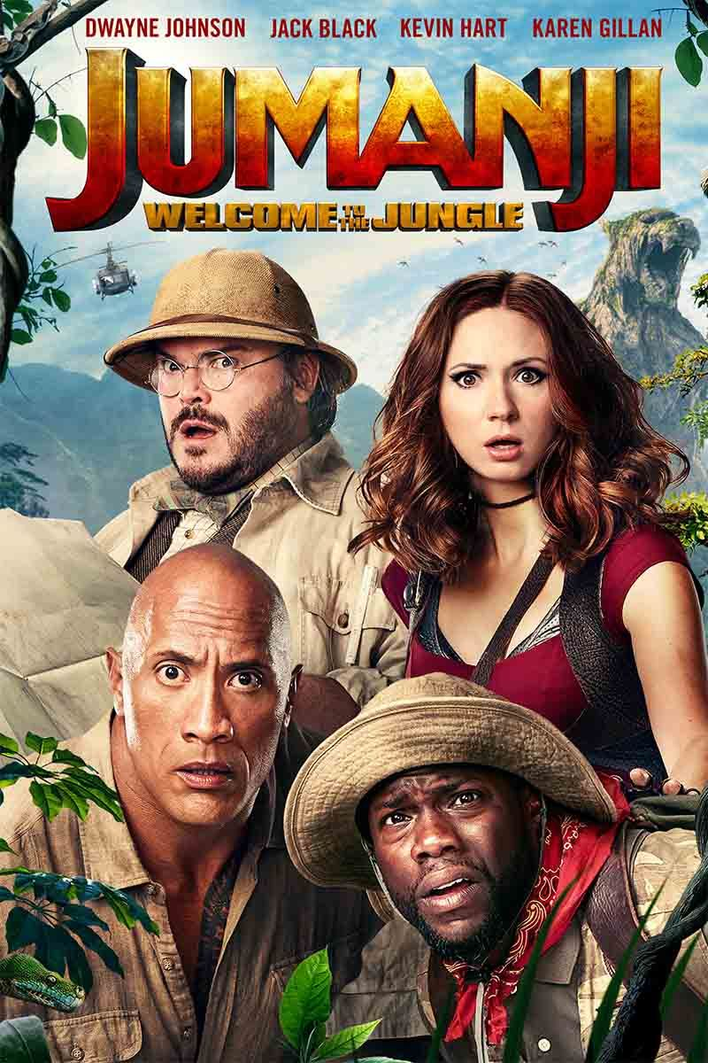 In The Brand New Adventure Jumanji Welcome To The Jungle The Tables Are Turned As Four Teenagers In In 2021 Welcome To The Jungle Free Movies Online Adventure Movies