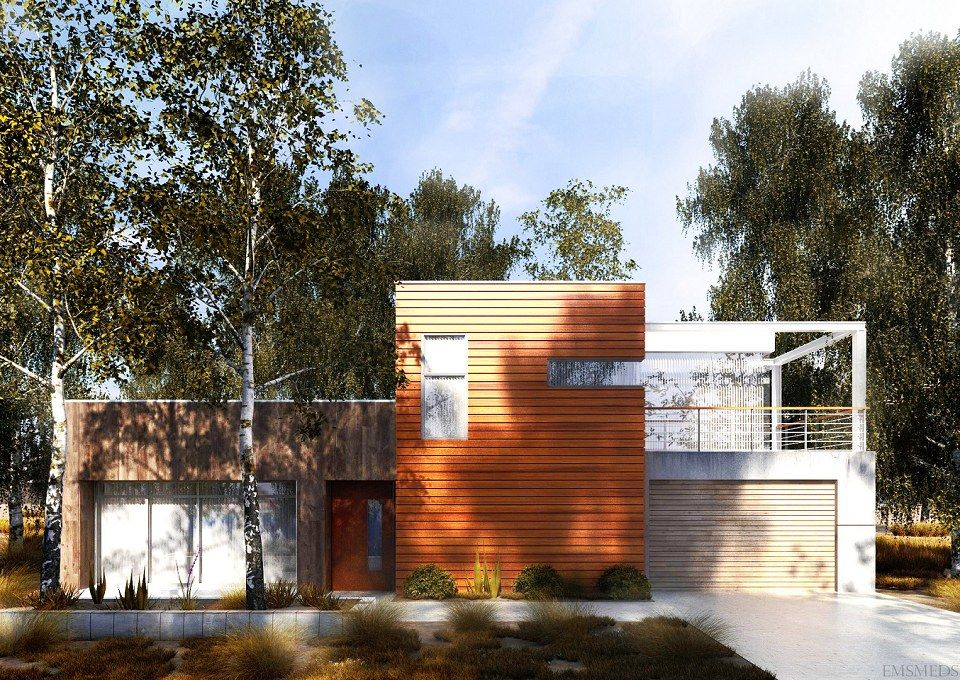 Forest House Tutorial Forest House Free Sketchup Model By