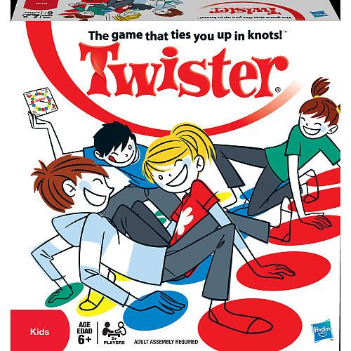 Twister - Hasbro - Toys \