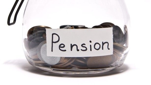 Pensionspenge