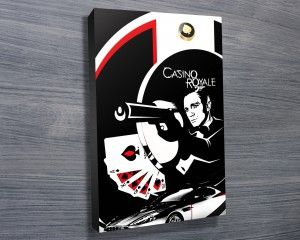 007 Canvas Print from $26.00. Daniel Craig as 007 Bond in the movie Casino Royale is depicted in this great looking pop art canvas print. As with all art on this site, we offer these prints as stretched canvas prints, framed print, rolled or paper print or wall stickers / decals. http://www.canvasprintsaustralia.net.au/ #CanvasPrintsSydney #Photooncanvas
